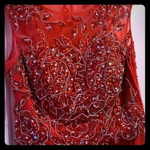 Prom Dress♥️ size 10-12 price negotiable!